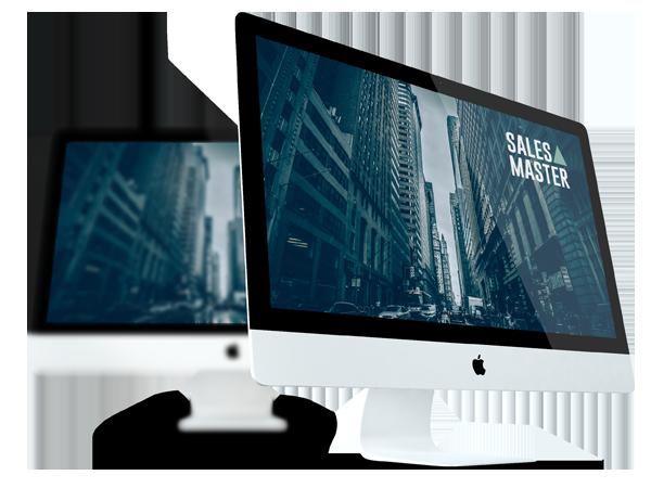 Izrada web stranice salesamster web design